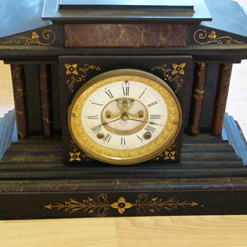 Family Hand Me Down - Clocks