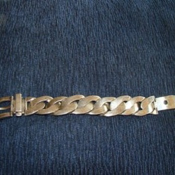 My favorite Tiffany Curb Bracelet.   - Fine Jewelry