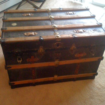 S.R. and CO. La. Belle luggage line  - Furniture