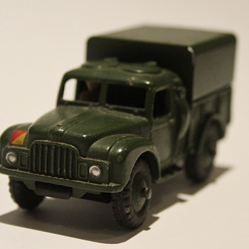 Dinky Military (part II ) - Model Cars
