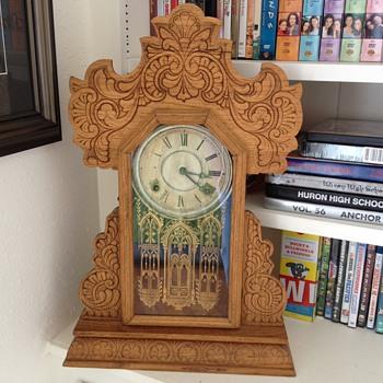 Kitchen clock - belonged to my grandfather's sister - Clocks