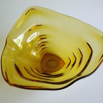 Is this Hermanova? - Art Glass