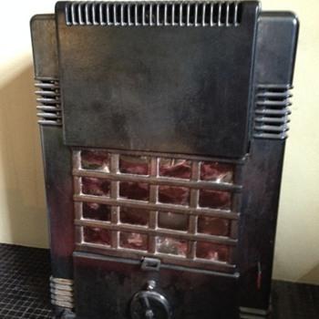 Retro/deco stove - Art Deco