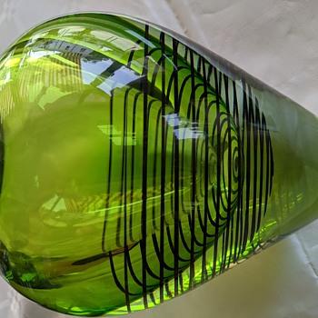 Murano swirl vase - Art Glass