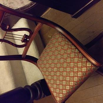 Duncan Phyfe Swivle Office Chair - Furniture