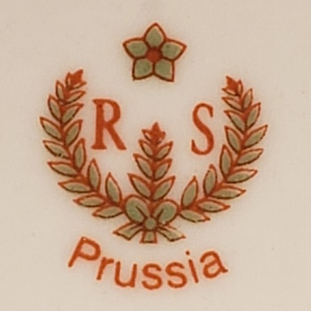 RS Prussia?? - China and Dinnerware