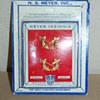 1966 N.S. Meyer Insignia Myrgold Clutch Pin