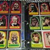 1977 star wars cards complete set w stickers mint