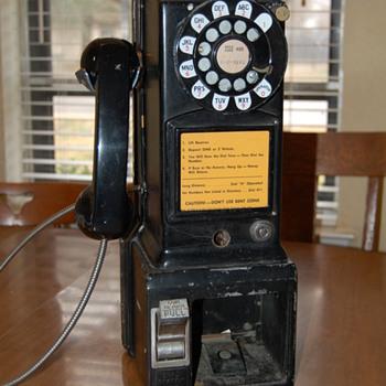 Payphone - Telephones