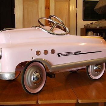 Comet Racer's - Model Cars