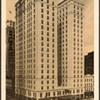 Postcard - The Barlum Hotel, Detroit, Michigan