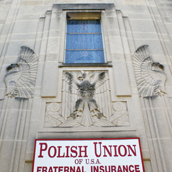 Polish Union Building, Wilkes-Barré, PA - Art Deco