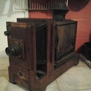1893 The Salex Junior (Magic Lantern)