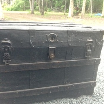 Trunk from New Brunswick