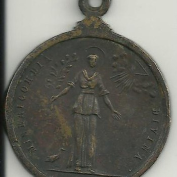 Misericordia Divine Medal
