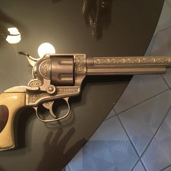 Cap Gun Marshal  - Toys