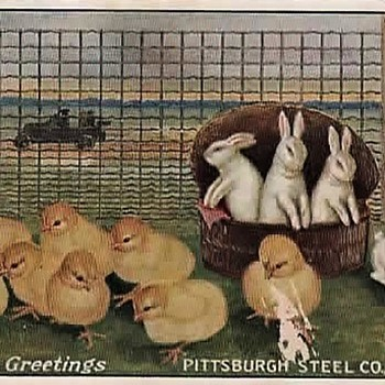 EASTER GREETINGS - Advertising