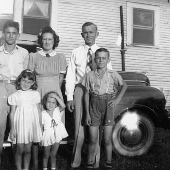My Ray Family - Photographs