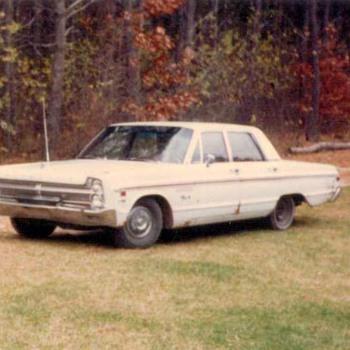 1965 - Plymouth Fury III - Classic Cars