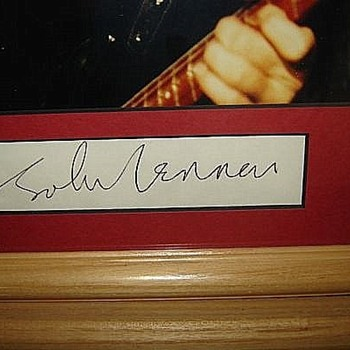 John Lennon autograph-1964 - Music Memorabilia