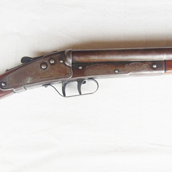 Daisy model 104 double barrel bb gun - Sporting Goods