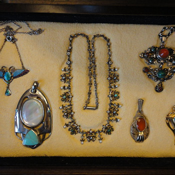 Third part of my collection, on custom-made drawer - Fine Jewelry
