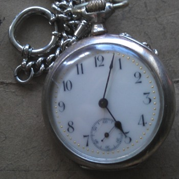 Old Vintage Pocket Watch - Pocket Watches