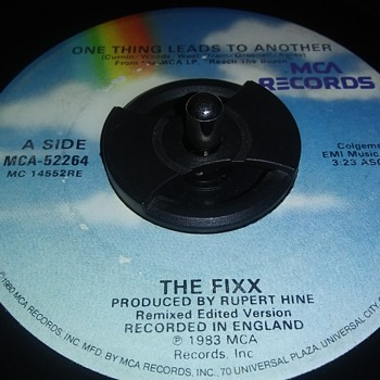 45 RPM SINGLE....#214 - Records