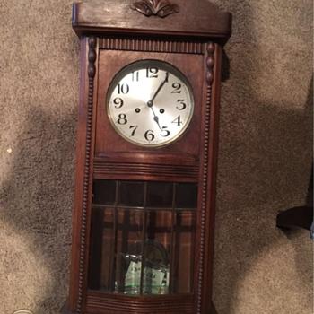 Unknown- Help Identify Please - Clocks