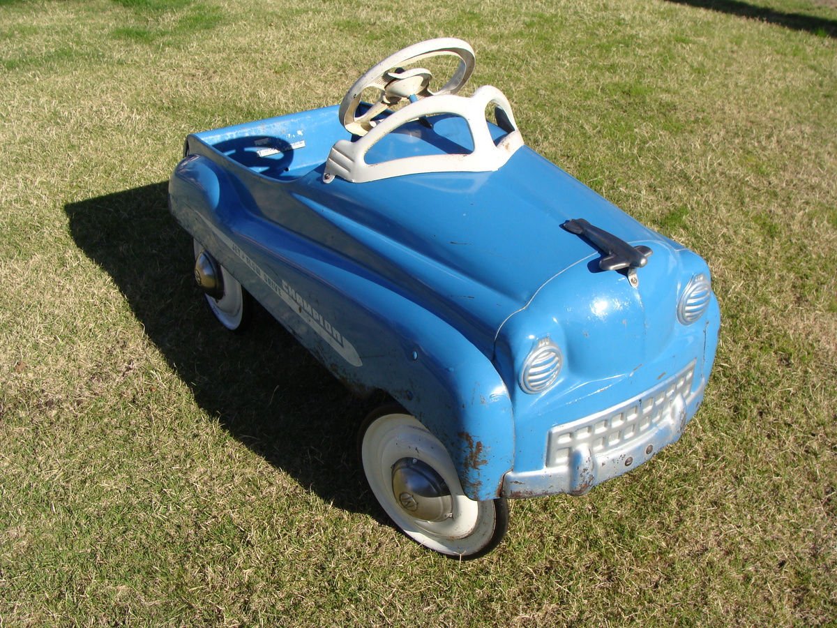 Cyclops Pedal Car For Sale