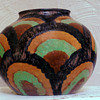 Unsolved Mystery Art Deco vase