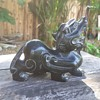 Spinach Jade China Foo Dog