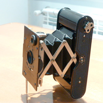 The Vest Pocket Kodak
