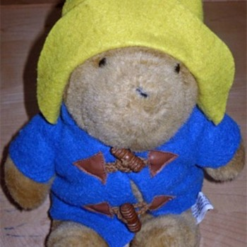 1975 Vintage Eden Paddington Bear - Dolls