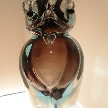 Cheerfull bud vase - Art Glass