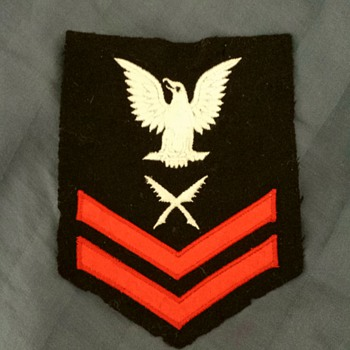 HELP  1942 yeoman patch