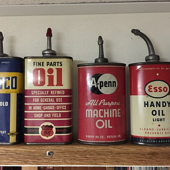 My Favorite Handy Oil Cans