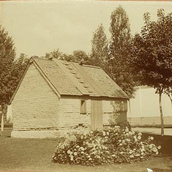 Orson Pratt Observatory 1897 - Photographs
