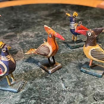 Bird Christmas Ornaments - Christmas