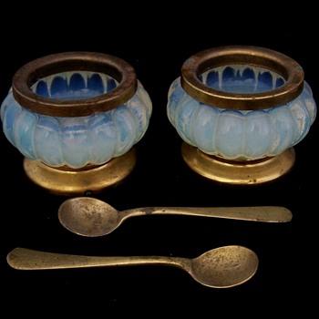 Pierre D'Avesn Salt Dips - Glassware