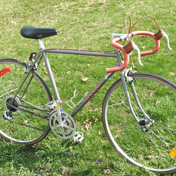 My 1983 Trek 400 Road Bike - Sporting Goods