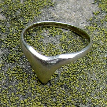 Little Silver Ring - Fine Jewelry