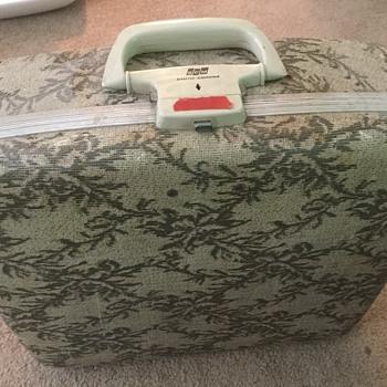 Typewriter case curiosity