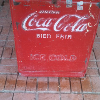 Westinghouse Junior from Mexico - Coca-Cola