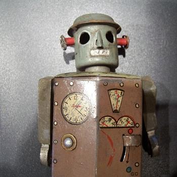 1949 CK ATOMIC ROBOT MAN  - Toys