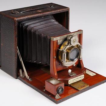 Lightning Camera, c.1899 - Cameras