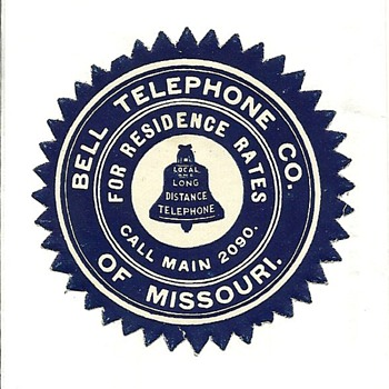 The Bell Telephone Company of Missouri