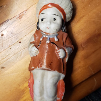 Japan porcelain doll - Dolls