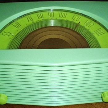 1951 Philco Model 51-931 Radio