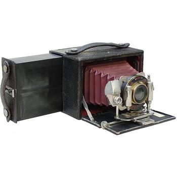 Rochester Snappa Magazine Camera, 1902 - Cameras